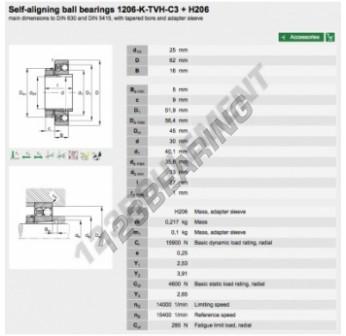 1206-K-TVH-C3-H206-FAG