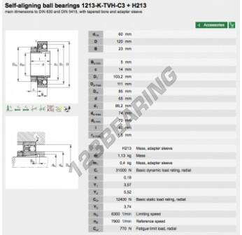 1213-K-TVH-C3-H213-FAG