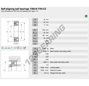 1305-K-TVH-C3-FAG