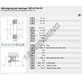 1307-K-TVH-C3-FAG