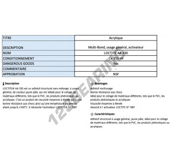 AA-330-315ML-LOCTITE