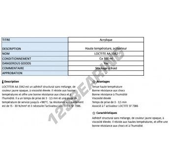 AA-3342-300ML-LOCTITE