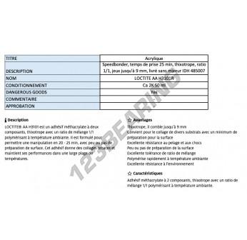 AA-H3101R-50ML-LOCTITE