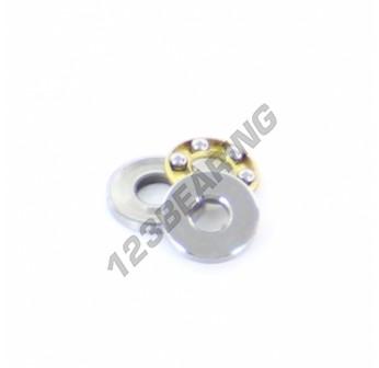 B3-ZEN - 3x8x3.5 mm