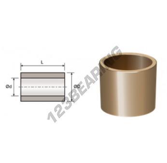 BMF20-27-16 - 20x27x16 mm