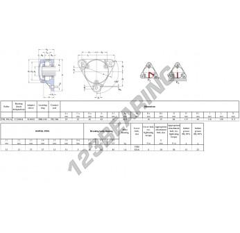 FNL-506-A-C-2206-K-H306-E-SKF