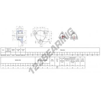 FNL-507-B-C-2207-K-H307-E-SKF