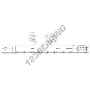 FNL-508-A-2208-K-H308-SKF