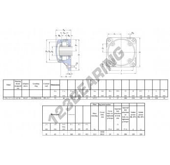FNL-517-A-1217-K-H217-SKF