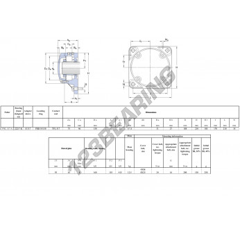 FNL-517-A-22217-K-H317-SKF