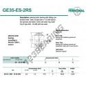 DGE35-ES-2RS-DURBAL