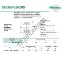 GEG60-ES-2RS-DURBAL