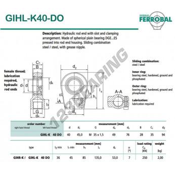 DGIHL-K40-DO-DURBAL - 40x94x35 mm