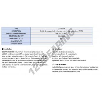 LB-8031-400ML-LOCTITE