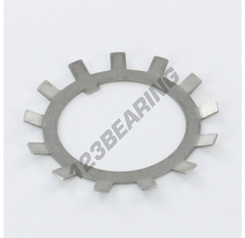 MB09-INOX - 45x65 mm