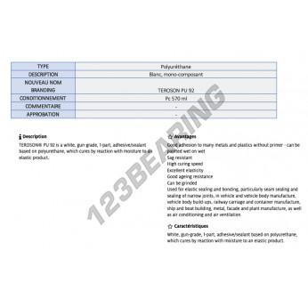 PU-92-WHITE-570ML-TEROSON